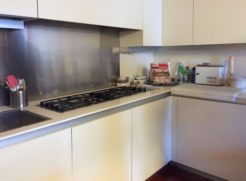 Binova  Cucina in Corian  Callegari Stduio