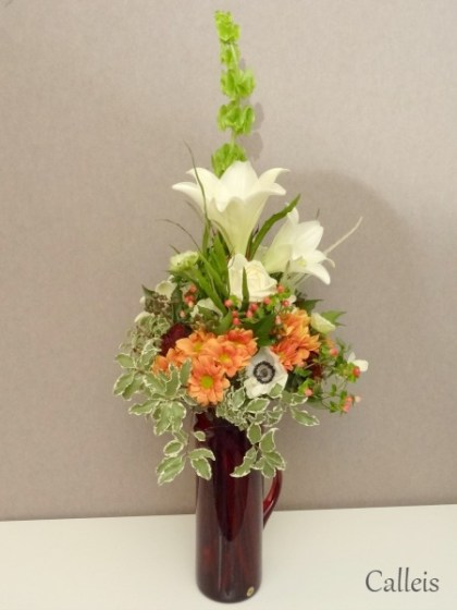 bouquet conique