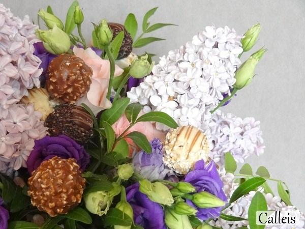 défi bouquet gourmand