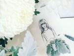 Des artistes et des fleurs