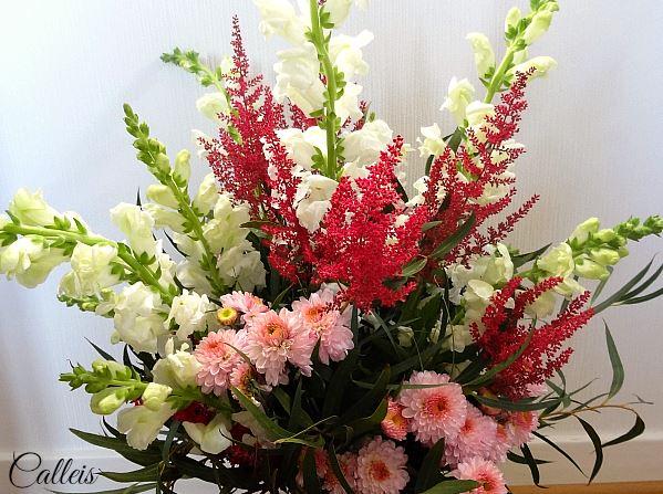 bouquet un an calleis