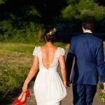 Un mariage haut en couleurs – Le mariage shabby chic d'A&J