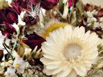 Fleurs séchées: quelques idées simples mais efficaces