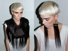 Accesorios de cabello humano