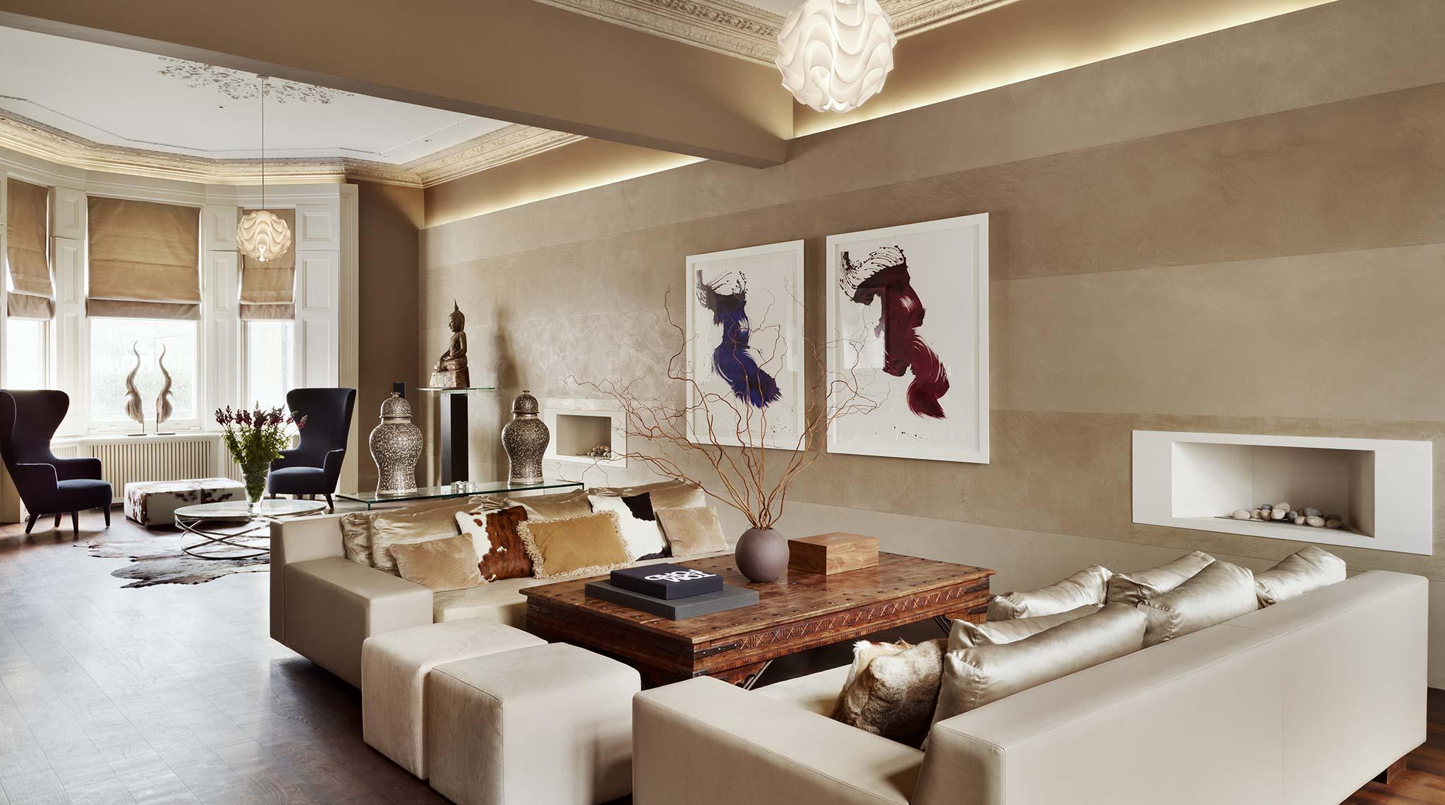 Living Room Interior Architecture