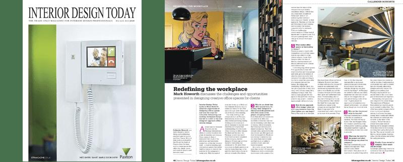 Interior Design Magazine Articles