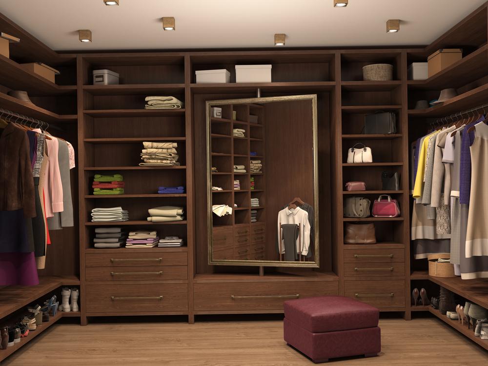 Luxury Wardrobe Design Callender Howorth
