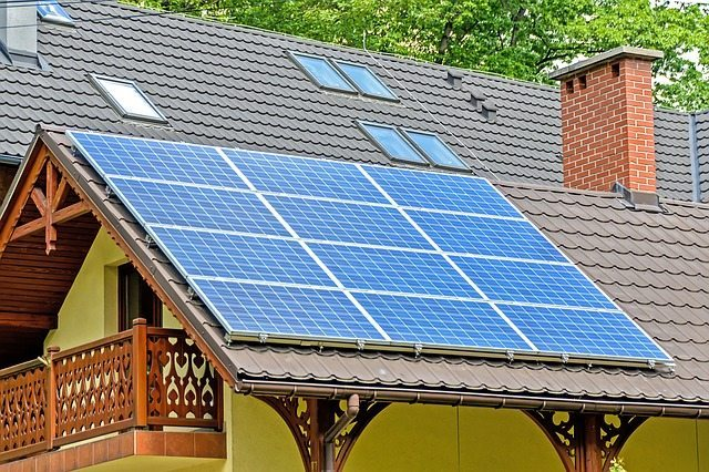 energy-saving upgrades