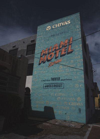 Miami Motel Stories - About Miami Motel Stories