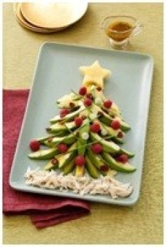 Feliz Navidad Avocado - Help Control your Weight, Cholesterol and Blood Pressure This Holiday Season with Fresh Avocados