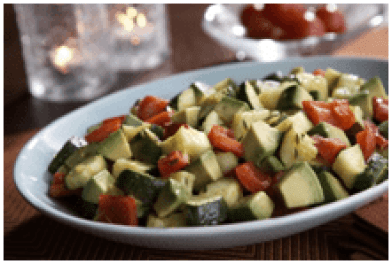Holiday Vegetable and Hass Avocado - Help Control your Weight, Cholesterol and Blood Pressure This Holiday Season with Fresh Avocados