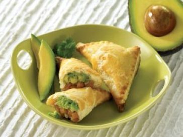 sweet potato empanadas 300x225 - Help Control your Weight, Cholesterol and Blood Pressure This Holiday Season with Fresh Avocados