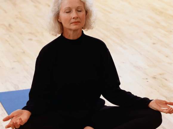 A - El yoga podría ser la medida adecuada contra la incontinencia urinaria