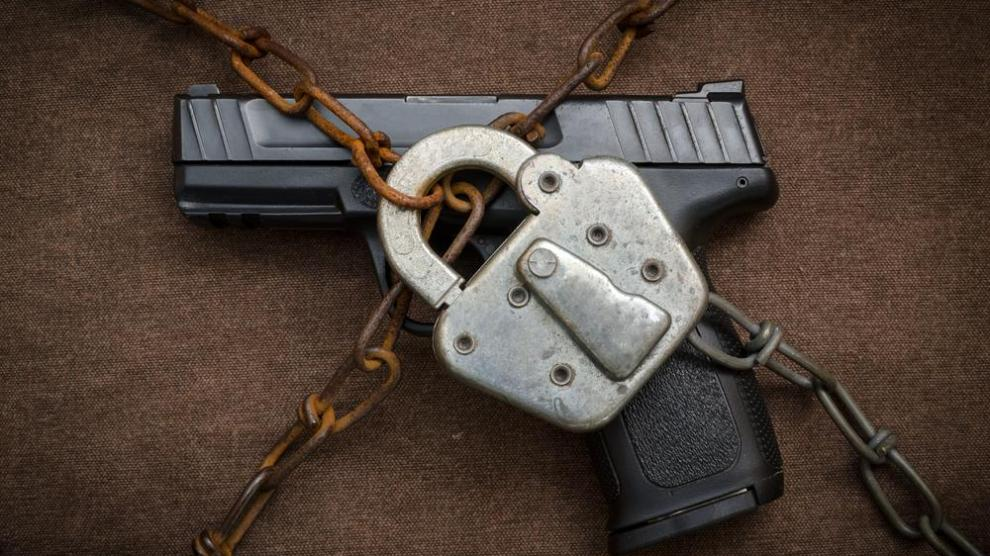 gun control 1 - Why Strict Gun-Control Laws and the Repeal of the Second Amendment are not effective Security Solutions