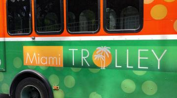 Miami Trolley system