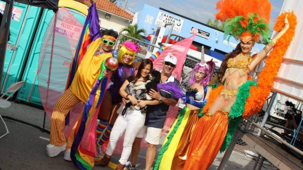 """LGBTQ - """"Gay8 Festival"""" Largest Hispanic LGBTQ Festival In U.S. Kicks Off  in Little Havana"""