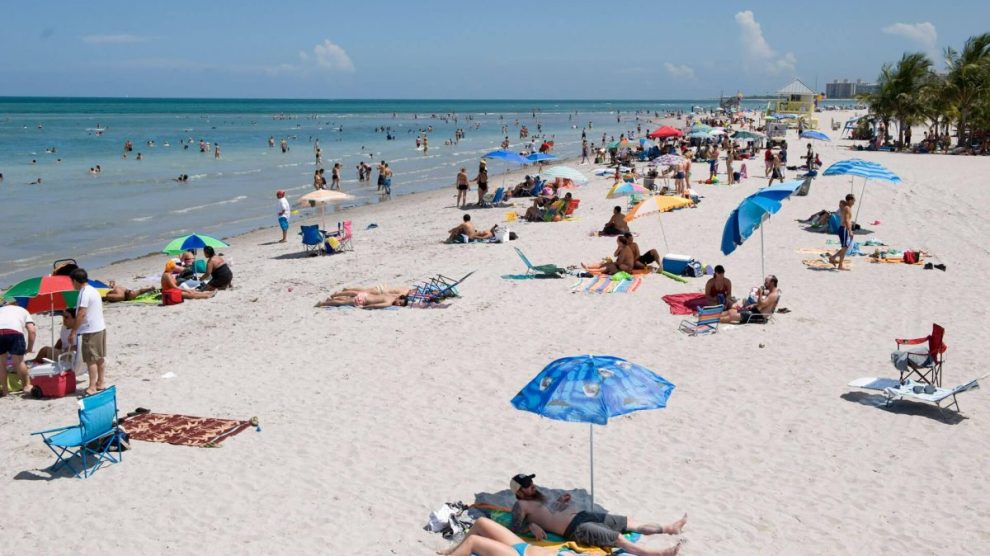 """crandonbeach - Miami-Dade Parks  90th anniversary celebrates with mega thrills, freebies, and special discounts during the county-wide """"Day in the Park"""" event, March 2"""
