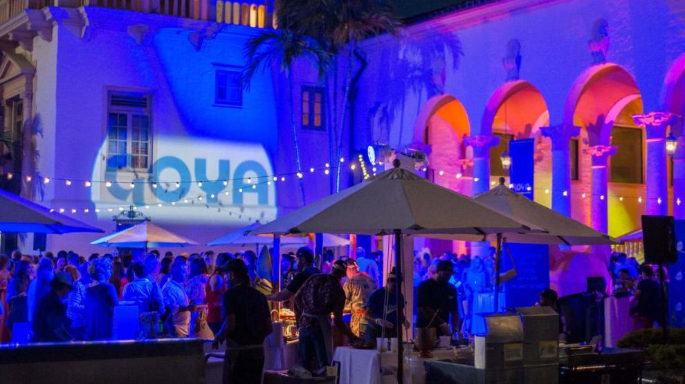 Swine Wine Selects 11 - Goya Foods presentó una experiencia única de Carnaval en el festival Food Network & Cooking Channel South Beach Wine & Food Festival del 2019