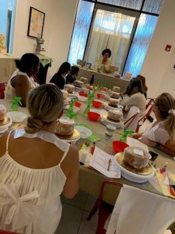 Cake Class 3 - If you didn't catch the last Cake Deco Class do not miss the next!