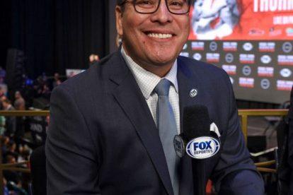 Adrian Garcia Marquez Original - FOX DEPORTES CELEBRA LOS 100 AÑOS DE LA NFL Y SU TRANSMISIÓN EXCLUSIVA DEL SUPER BOWL LIV EN VIVO DESDE MIAMI