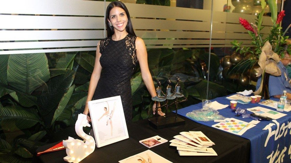 Myriam Ballet - Myriam Ayala Frederick of Ayala Royal Ballet is changing lives one dancer at a time
