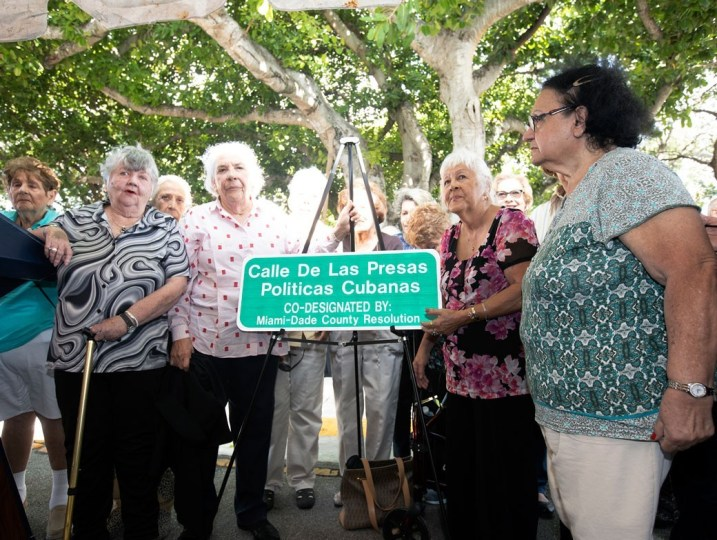 "Presas Politicas 2 - ""Casa del Preso"" turns 40 and honors the Cuban Political Dams"