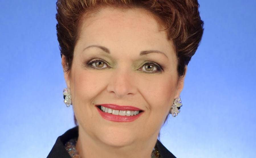 Commissioner Rebeca Sosa