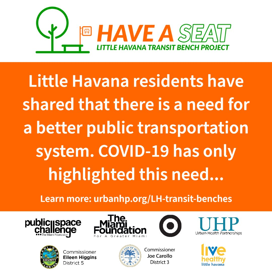 LHLH benches - The Have a Seat Project enhances your transit experience