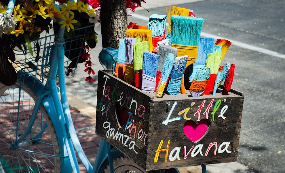 miami BIKE WITH ART 1 - 8 things locals can do on Calle 8