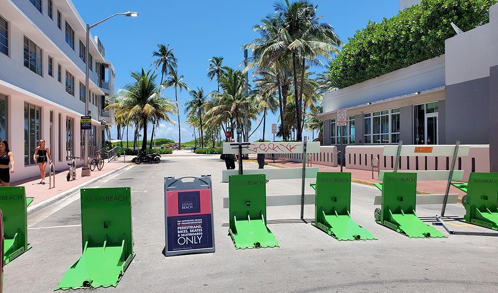 miami beach closed - Calle Ocho needs outdoor seating too