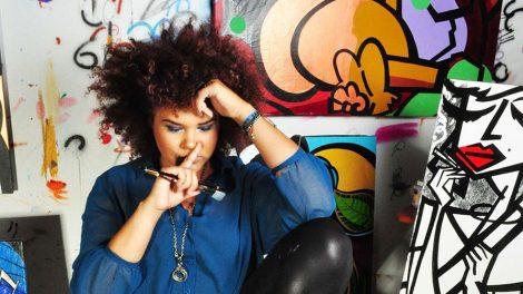 JennyPerez e1467218315204 - Jenny Perez - Visual Pop Artist in Little Havana