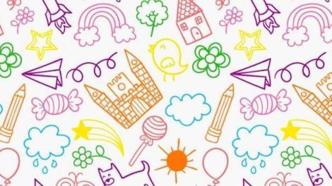 desene pe pereti - Head Start Recognizes National Children's Mental Health Awareness Day