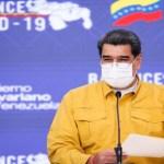 Maduro anunció que hoy lunes arrancará una semana de flexibilización de cuarentena
