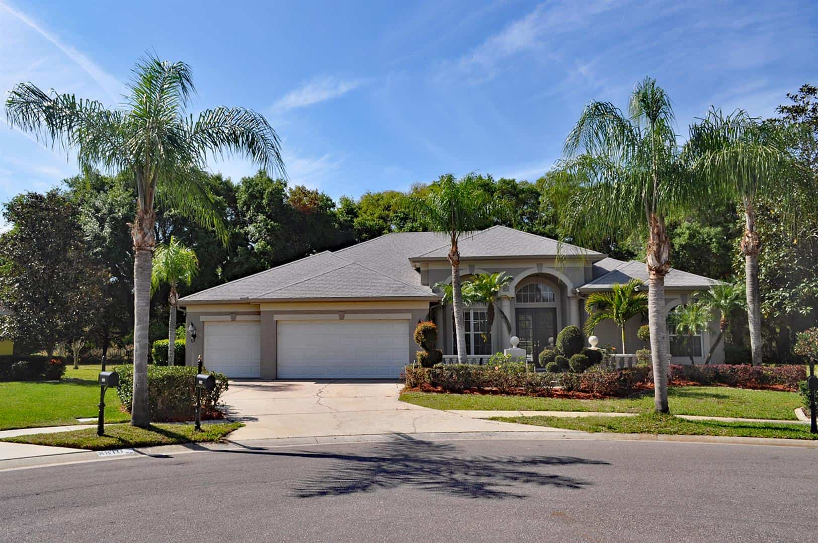 Sold Bellerive At Fox Hollow Trinity Call Florida Home