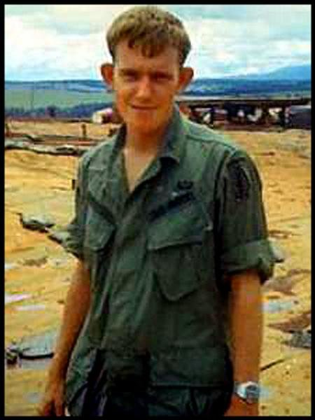 Virtual Vietnam Veterans Wall of Faces  DANNY D ENTRICAN  ARMY