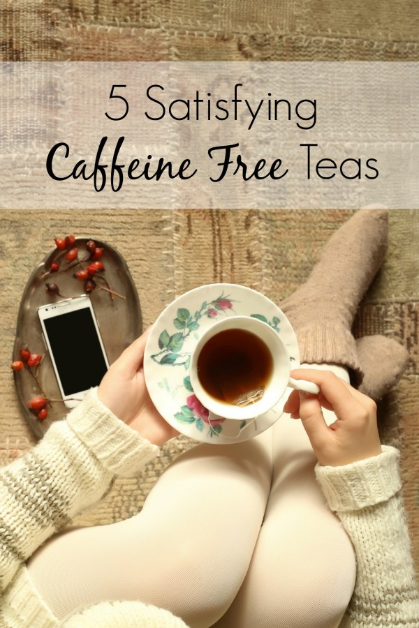What INFJ (or anyone) doesn't love tea and books? So, pour yourself a cup of decaf tea so you can relax and enjoy your day. These five teas should fit the bill nicely! | caffeine free tea | caffeine free drinks | tea bag |
