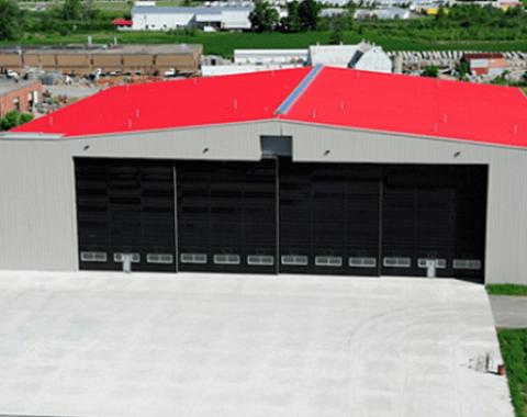 Waterloo Aviation Co Hanger Callidus Engineering