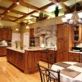 Scroll down for some kitchens we found to truly exemplify this trend
