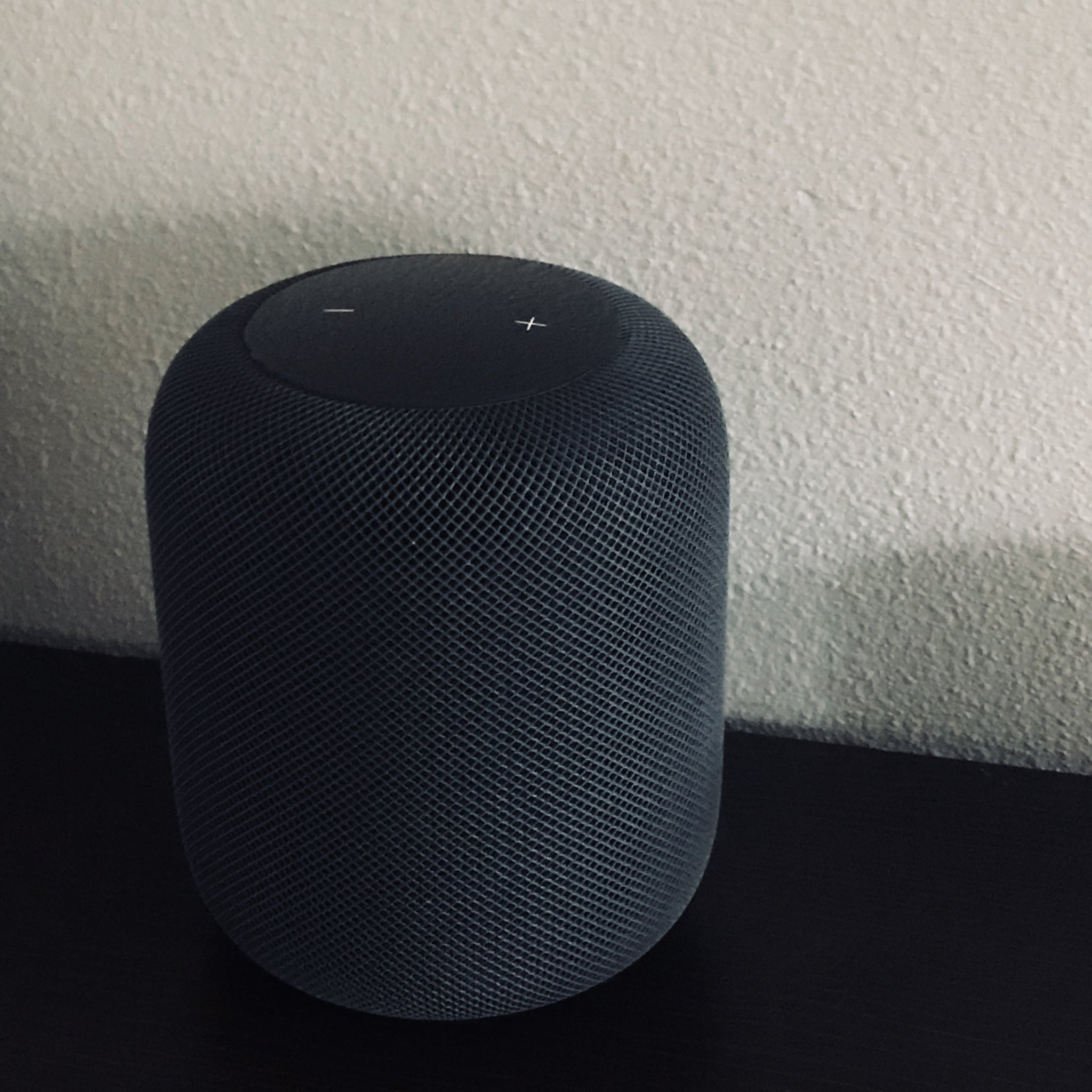 The Apple HomePod sounds incredible.…