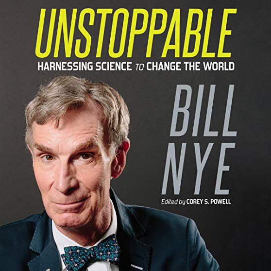 I started Unstoppable by Bill…
