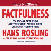 I started Factfulness by Ola…