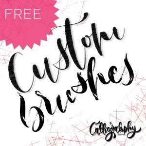 free custom brush