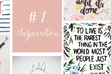 Calligraphique - Une Belles phrases