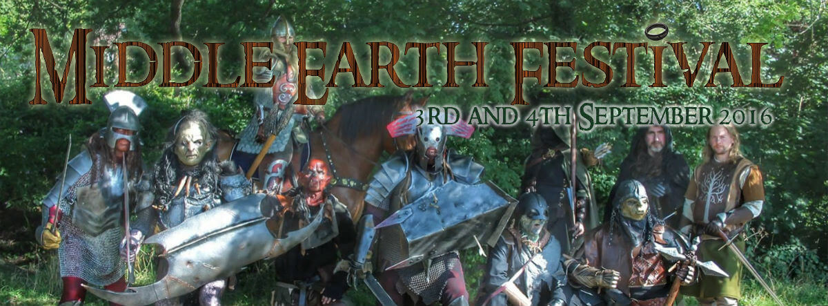 Middle Earth Festival 2016