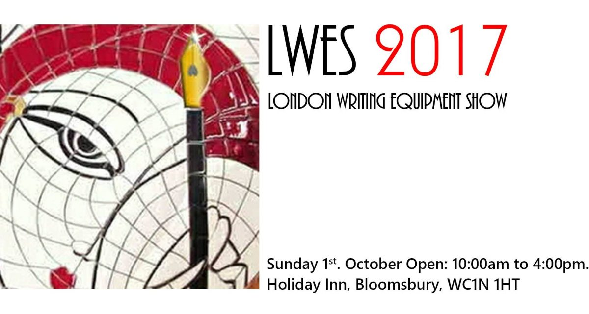 London UK Pen Show