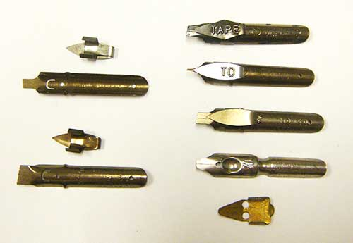 Nibs and Reservoirs