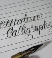 Beginners Guide to Modern Calligraphy