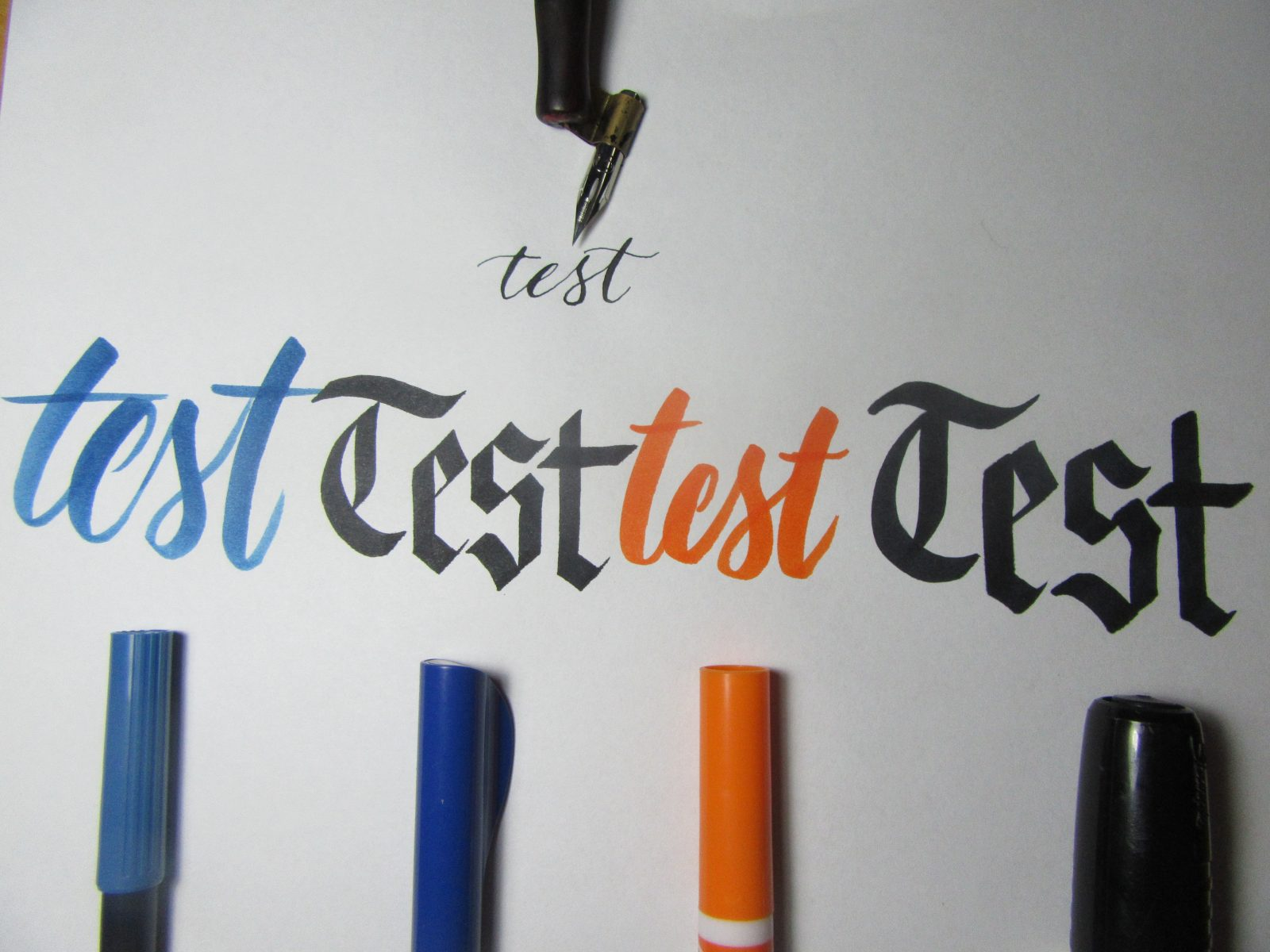 Best calligraphy paper options compared side by side
