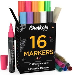Chalkola Chalk marker pack