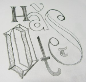 How to do Handlettering - Letters